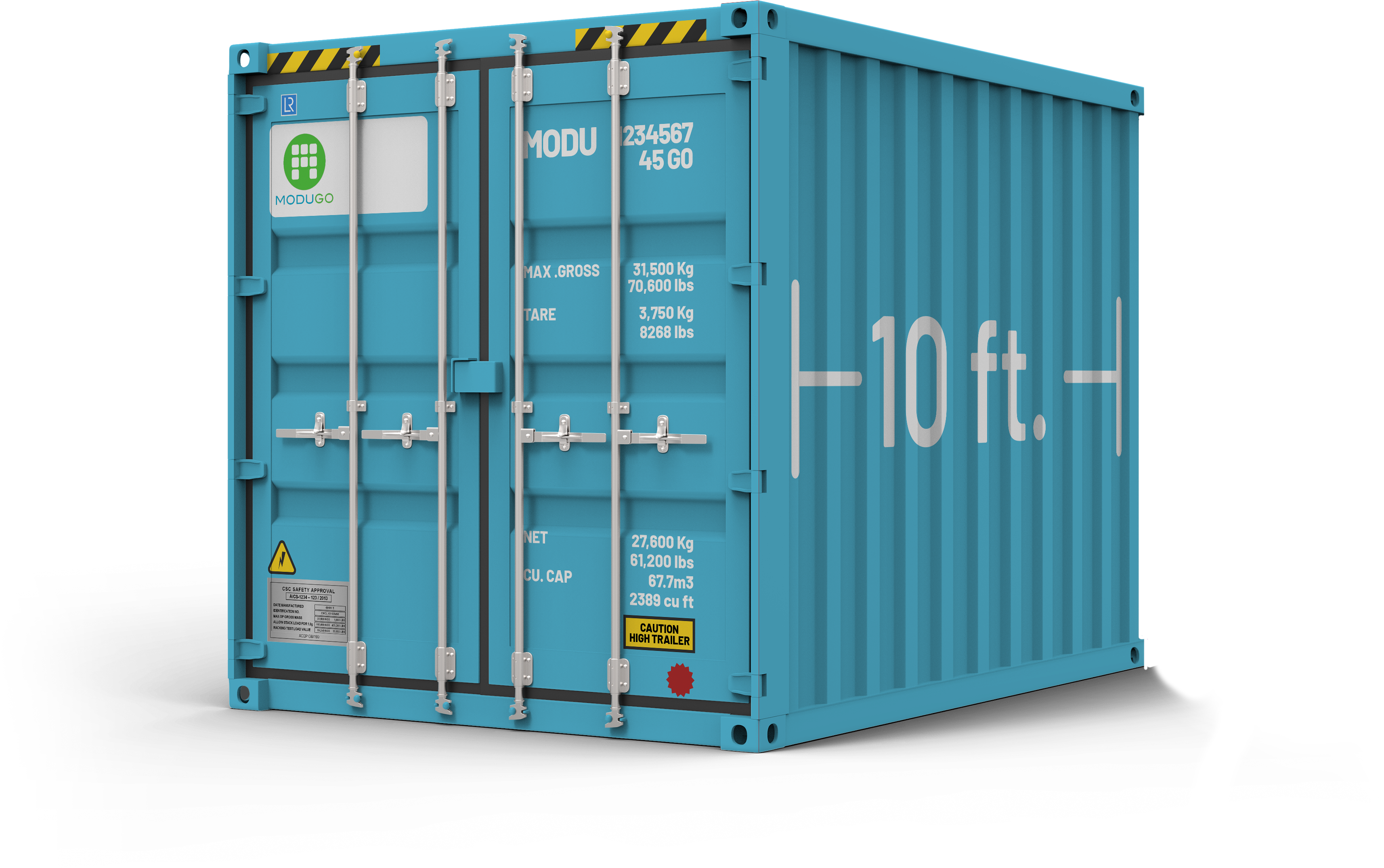 Container 10foot